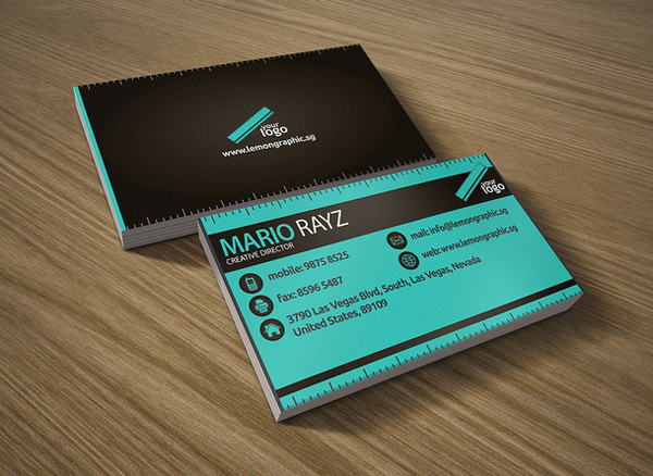 Corporate Business Cards Design 2013 - 12
