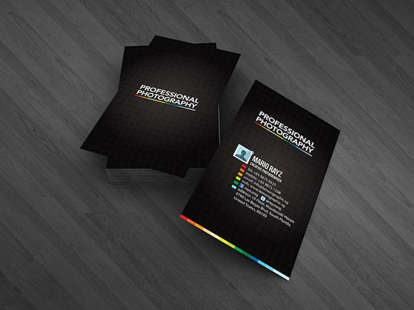 Corporate Business Cards Design 2013 - 14