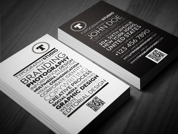Corporate Business Cards Design 2013 - 19