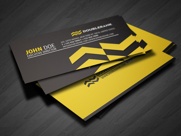 Corporate Business Cards Design 2013 - 23