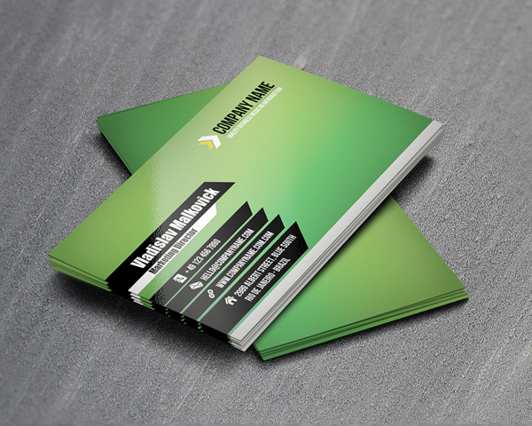 Corporate Business Cards Design 2013 - 7
