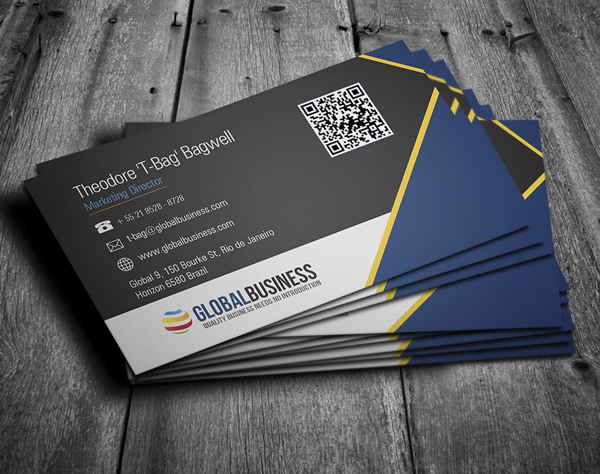 Corporate business cards design design graphic design junction corporate business cards design 2013 8 colourmoves