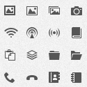 Post thumbnail of 450 Beautiful Vector Icons For Website UI Design