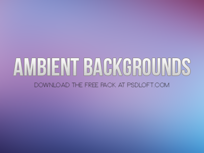 Free blurred backgrounds - 1