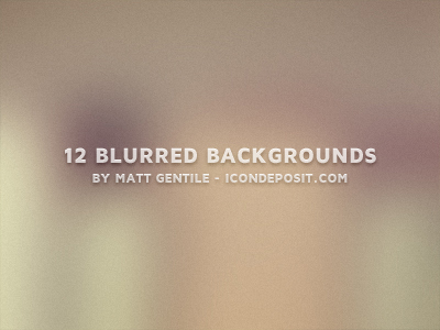 Free blurred backgrounds - 2