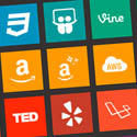 Post Thumbnail of 90+ Beautiful Flat Icons of Social Media