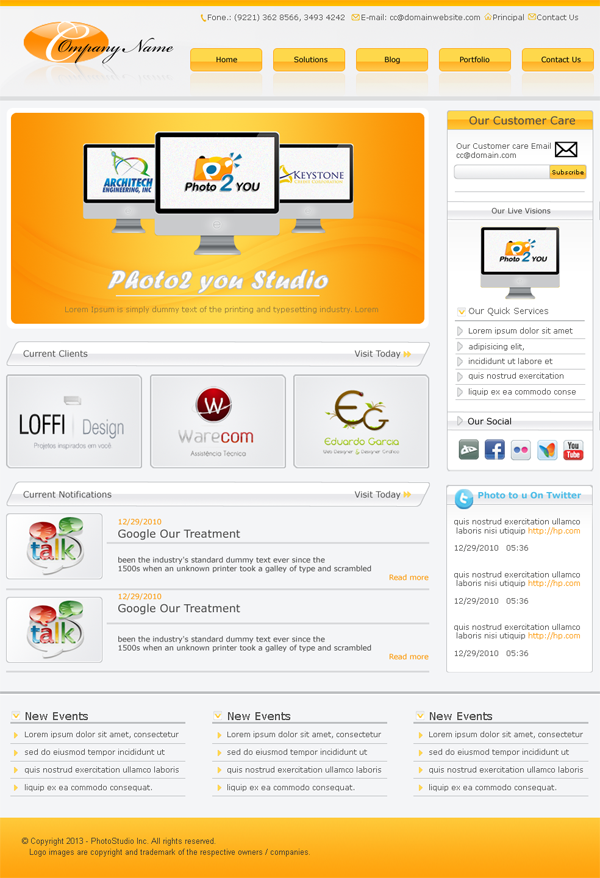 fresh free psd website templates freebies graphic design junction