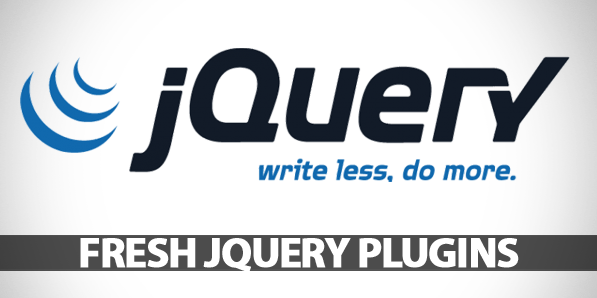 10 Fresh jQuery Plugins for Designers & Developers