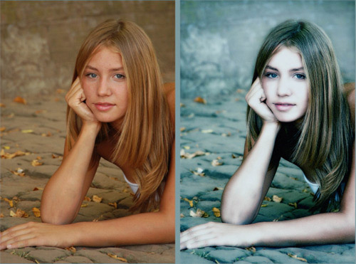Photoshop Photo Effect Tutorials - 11