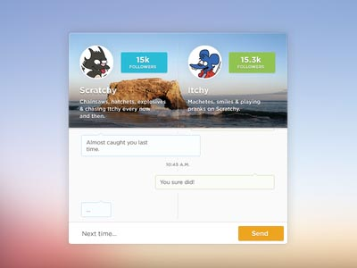 Beautiful UI Concepts-34