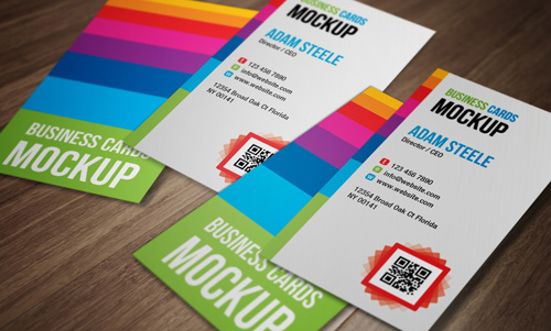 Busienss card psd template -3