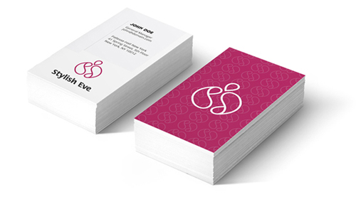 Professional business card design 12