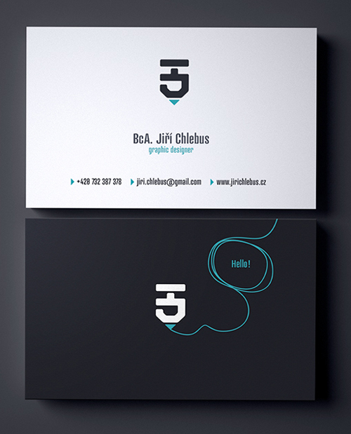 Professional business card design 20