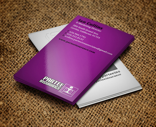 Professional business card design 23