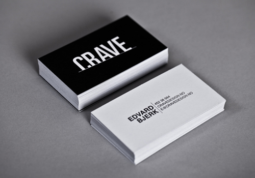 Professional business card design 5