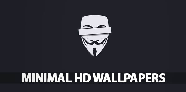 100 Beautiful Minimal HD Wallpapers