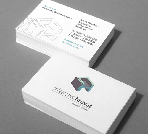 16 Simple Business Card Design