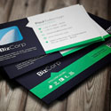 Post Thumbnail of Modern Business Cards Design - 25 Fresh Examples