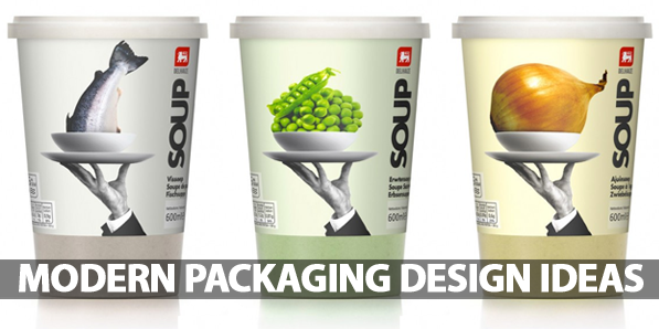 25 Modern Packaging Design Ideas