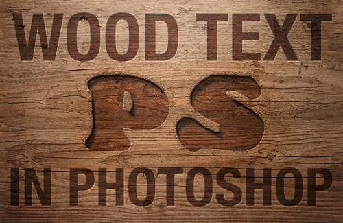 Photoshop typography tutorials - 11