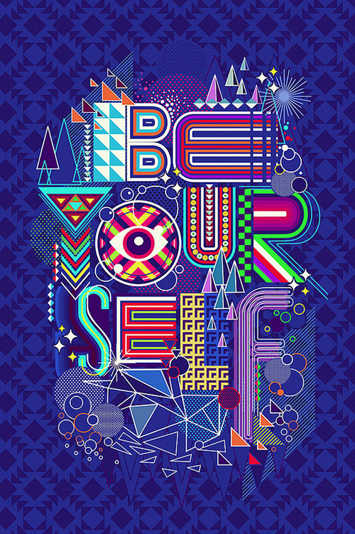 45 Remarkable Examples Of Typography Design | Typography | Graphic ...