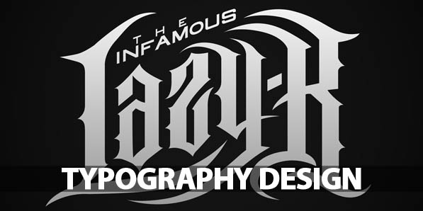 45 Remarkable Examples Of Typography Design