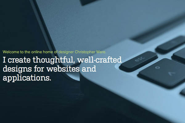 Design Trending Inspiration: 35 Inspiring Examples Of Web Design Trends