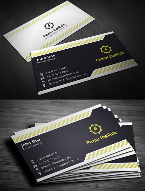 Professional Business Cards Design