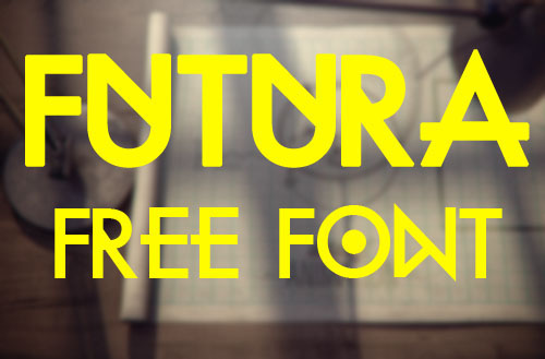Futura FH Custom Free Fonts