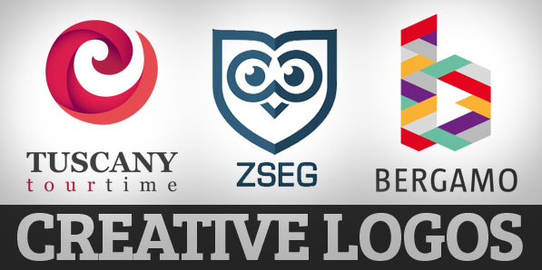 48 Creative Logos For Design Inspiration