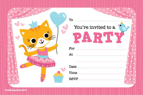 Birthday Invitation Template BirthdayInvitationSamples Birthday