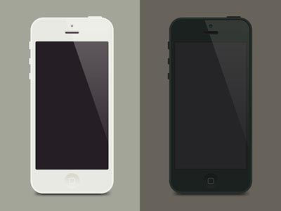 Flat Devices with Free PSD Mockups-15