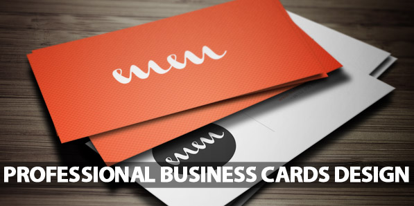 Professional Business Cards Design – 35 Fresh Examples