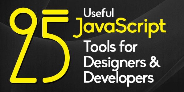 25 Useful JavaScript Tools For Designers & Developers | jQuery ...