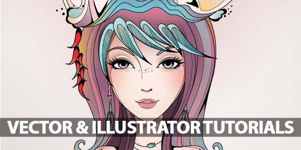 25 Fresh Vector and Illustrator Tutorials