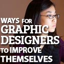 Post thumbnail of Ways for Graphic Designers to Improve Themselves