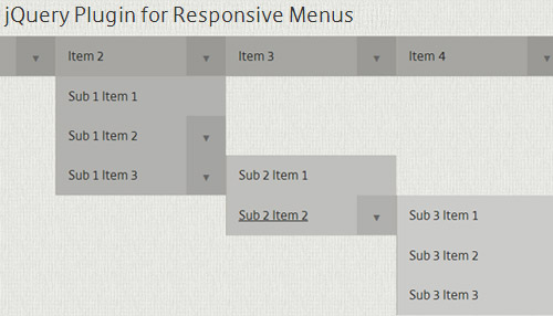 FLEXNAV: A jQuery Plugin for Responsive Menus