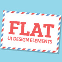Post thumbnail of Freebie: 45 Flat UI Design Elements