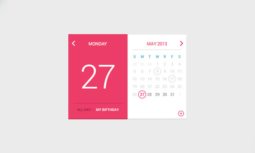 Flat UI Design Elements-11