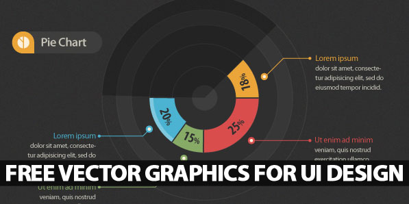 Free Vector Graphics and Vector Elements for UI Design | Vector