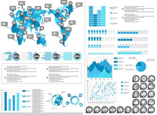 Free infographics design vector elements vector graphics graphic infographic vector elements and vector graphics publicscrutiny Image collections