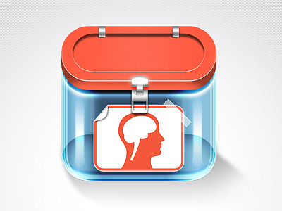 Memory Jar mobile app icons