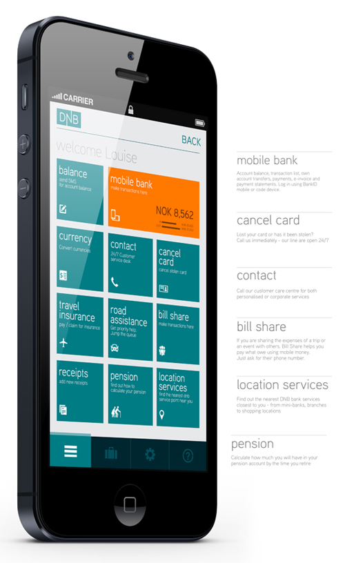 50 Beautiful Mobile UI Design with Amazing User Experience ...