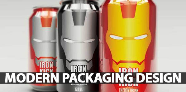 30 Modern Packaging Design Examples For Inspiration