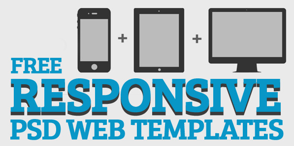Free Responsive Web Templates with PSD | Freebies | Graphic Design ...