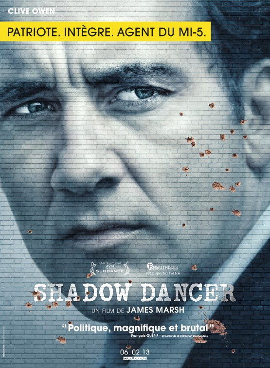 Shadow Dancer Movie Poster