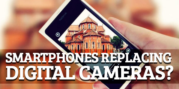 Are Smartphones Replacing Digital Cameras?