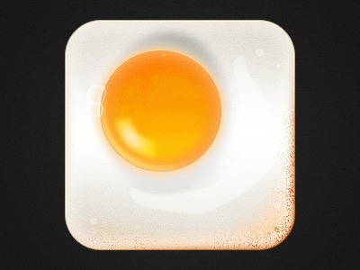 Egg mobile app icons