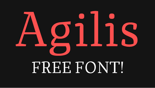 Free Font Download 3