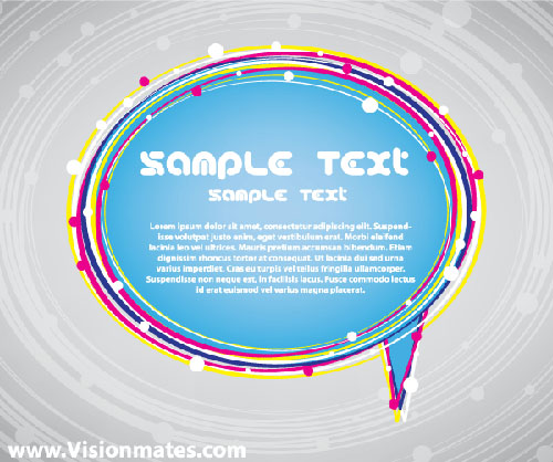 Free Vector Speech Bubble Illustrator Vector Graphics